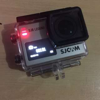 SJCam SJ6 Legend Gold colour