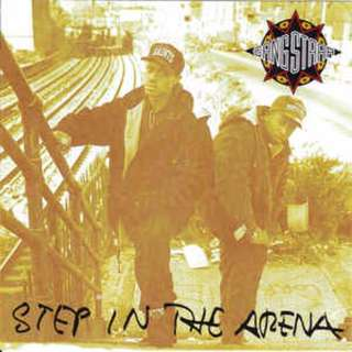 Gang Starr Step In The Arena cd