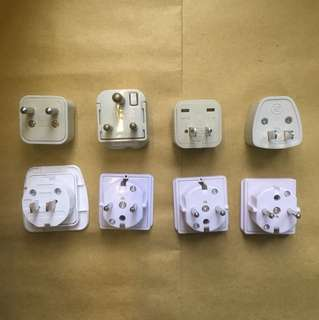 旅遊用轉插頭 FOR EXPORT ONLY TRAVEL ADAPTOR