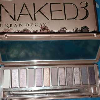 Eyeshadow naked 3 pallet