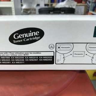 Panasonic Genuine toner catridge