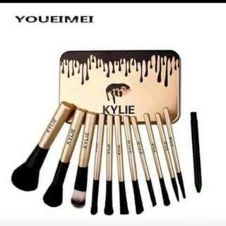 kylie brush set