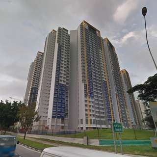 310A AMK (2 x Common Bedroom)  - Near MRT / AMK Hub /With Wifi & Air-Con / All Genders Welcome!