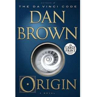 Dan Brown Origin *Ebook*