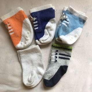 Baby Socks NB-3m