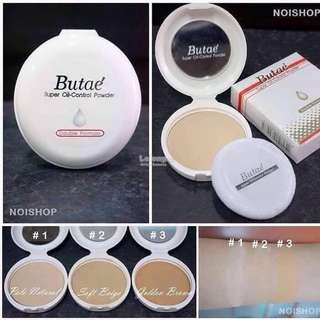 Butae Oil Control Pressed Powder