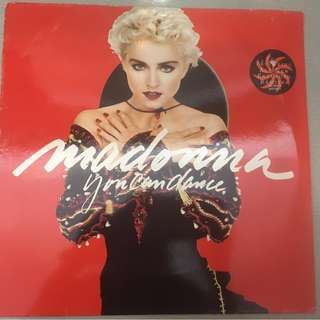 Madonna – You Can Dance, Vinyl LP, Sire – 9 25535-1, 1987, Germany