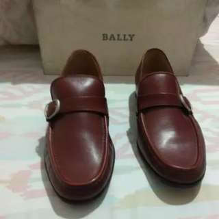 Sepatu bally authentic