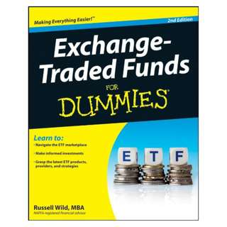 Exchange-Traded Funds For Dummies BY Russell Wild