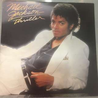 Michael Jackson ‎– Thriller, Vinyl LP, Epic ‎– EPC 85930, 1982, Holland