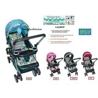 Irdy strollers