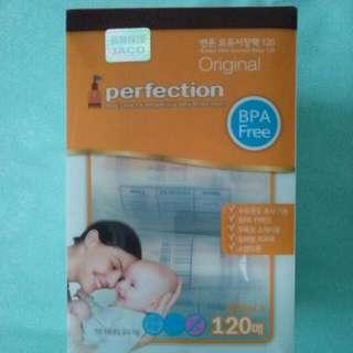 Perfection Breastmilk Storage Bags