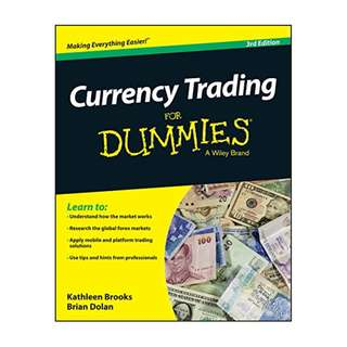 Currency Trading For Dummies BY Consumer Dummies