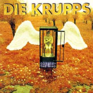 Die Krupps Odyssey Of The Mind (III) cd