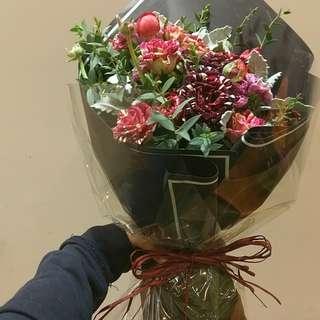 情人節,求婚,生日,畢業,結婚花球,花束