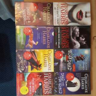 Spookie Stackhouse book 1-8
