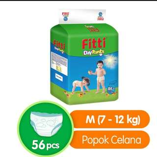 Diapers fitti