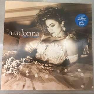 Madonna – Like A Virgin, Vinyl LP, Sire – 925181-1, 1984, Germany