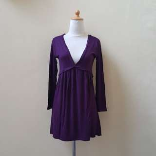 Magnolia purple dress like new