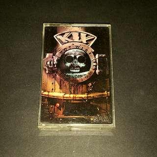 Kix (hot wire) cassette rock