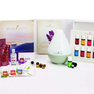 Young Living 入會套裝 PSK diffuser