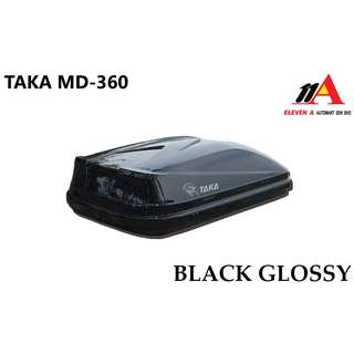 Roof Box TAKA MD-360 Medium Size For MPV
