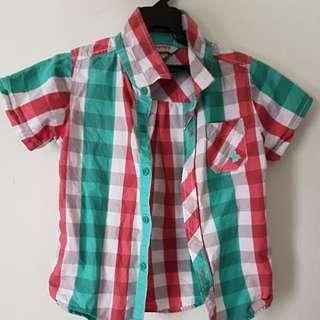 (PL) Boy's Poney shirt