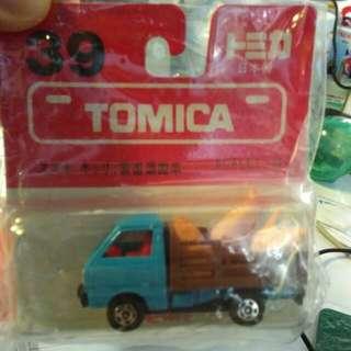 Tomica Tomy Tomytec 39