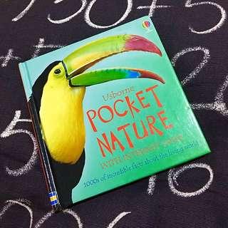 "Usborne ""Pocket Nature"""