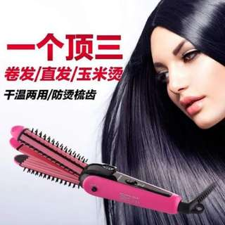 2in1 Hair Iron