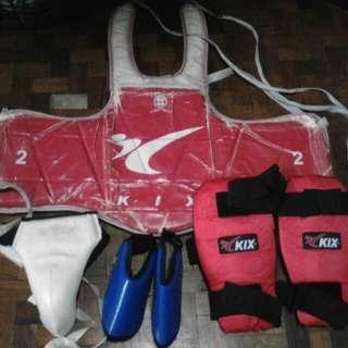 Kix Taekwondo Gear