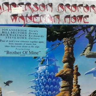 LP Anderson Bruford Wakeman Howe