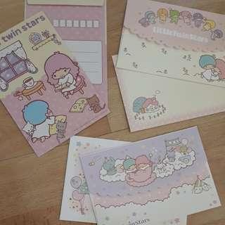 Little Twin Stars envelopes