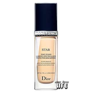 DIOR Diorskin Star studio foundation