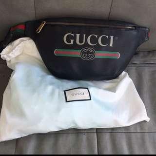 Gucci 腰包 fanny bag