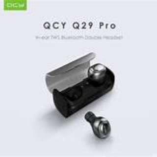 QCY Q29 PRO雙耳無線藍芽耳機(黑色)