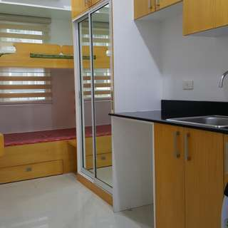 Green Residences Studio For Rent