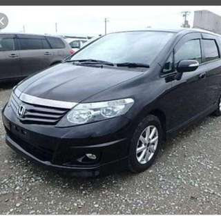 Honda Airwave for rent