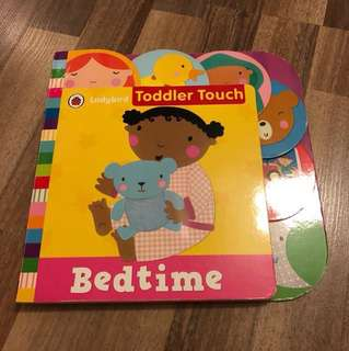 Clearance! Lady Bird Toddler Touch - Bedtime