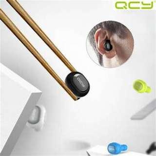 QCY Q26 單耳外型輕巧藍芽耳機(黑/白)