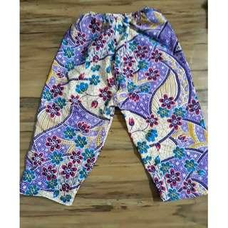 Batik Pants Baby