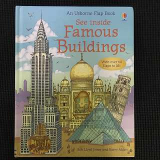 Usborne Famous Buildings