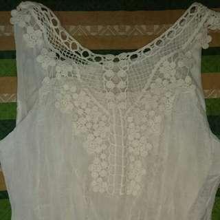 Jewels croche dress