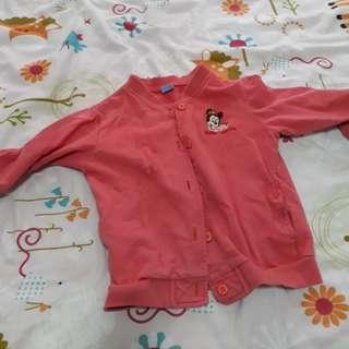 Baby minnie jacket