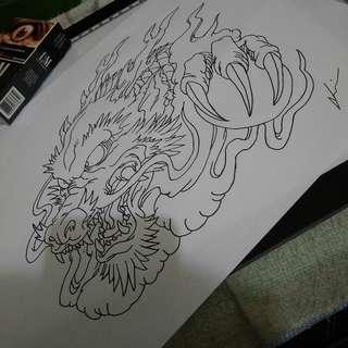 Tattoo promo!