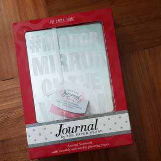 The paper stone journal