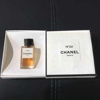 Chanel No 22 Eau De Toilette 4ml miniature