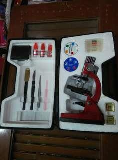 Tasco Toy Microscope