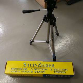 3 Section Tripod