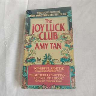 Joyluck Club Amy tan